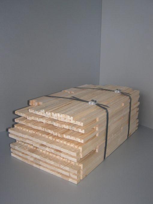 Langstroth rámkové přířezy 3/4 -typ Hofman